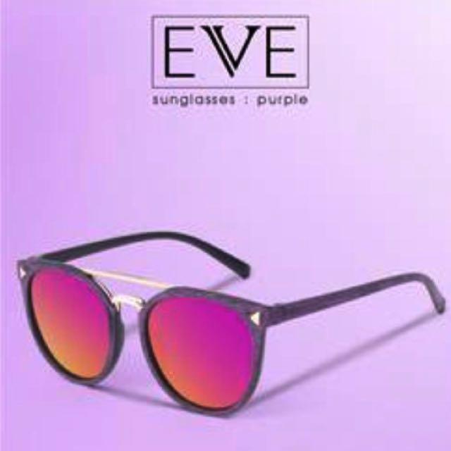 Sunglasses sporty Hot pink Eve Brand.