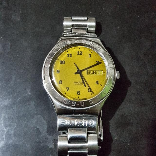 Swatch Irony Swiss Made