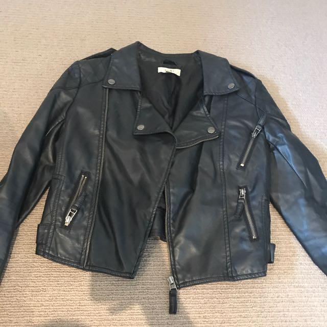 Tempt Biker Jacket