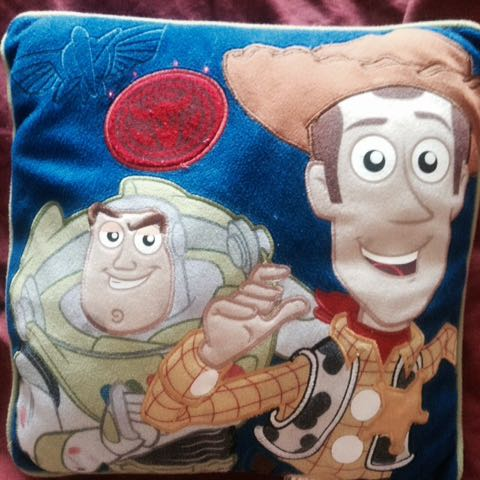 Toy Story pillow