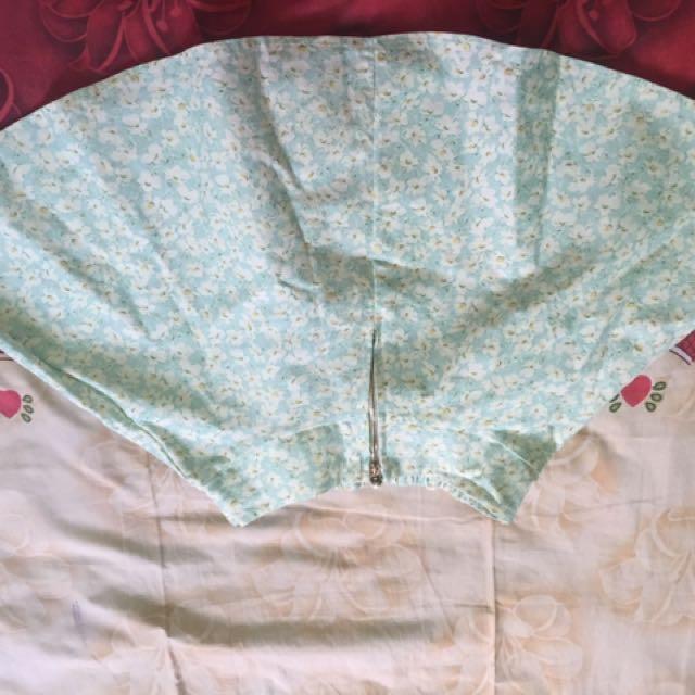 Unbrand: Flare cute skirt (rok flare ngembang)