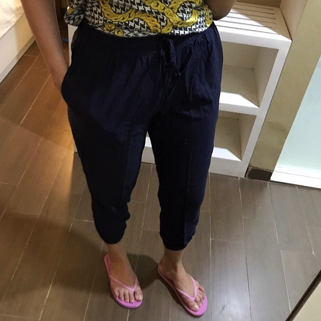 Uniqlo Pants Blue