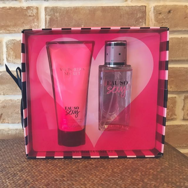 Victoria's Secret: Eau So Sexy Fragrance Set