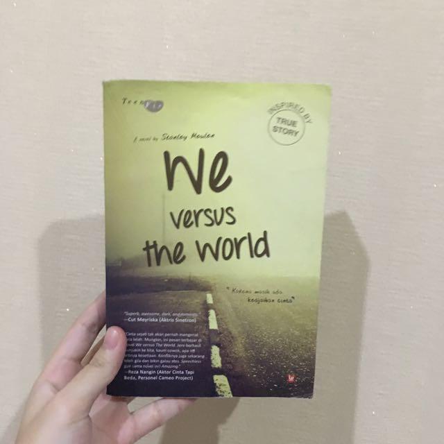 We Versus the World