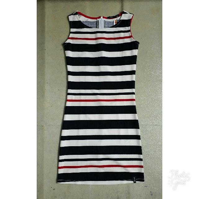 X8 Stripe Dress