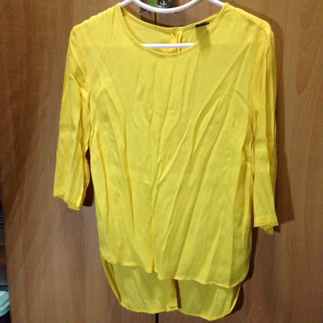 Yellow 3/4 Top