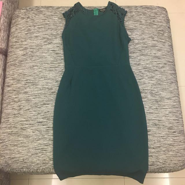 Zalora Midi Dress