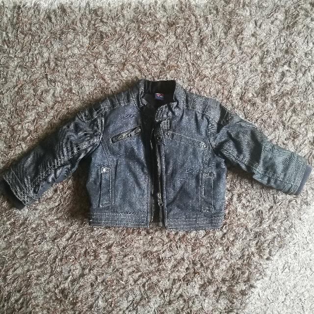 Zara baby denim jacket