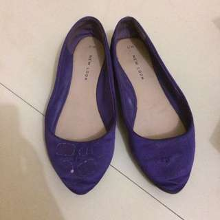 New Look flat shoes size 35