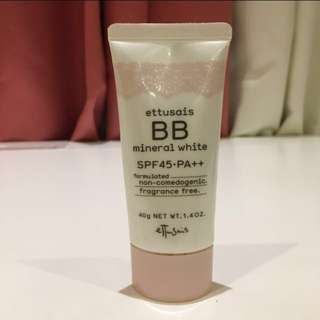 Ettusais BB mineral white