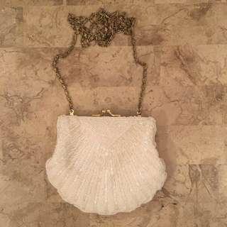 Handbeaded purse