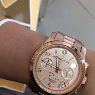 Made in Japan Michael Kors watch
