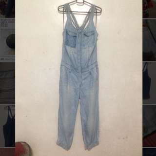 Only Denim/Chambray Jumpsuit