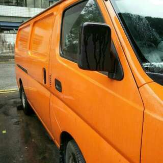 📣Commercial Van For Daily/Weekly Rental 🚐 🎉