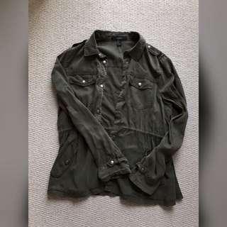 Forever 21 Jacket (size: M/L)