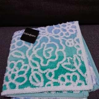 日版YSL毛巾手巾(全新)