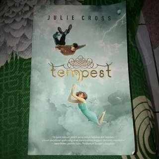 Novel Tempest By Julie cross