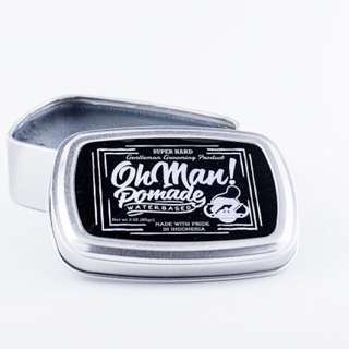 Oh Man! Pomade Mystic Grey