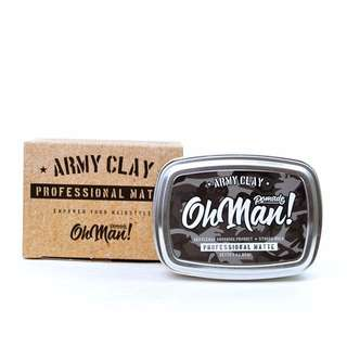 Oh Man! Pomade Special Army