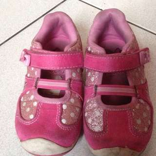 Girl's Rubber shoes