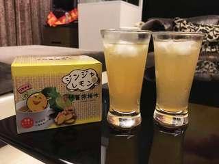 祥閎 竹薑檸檬水