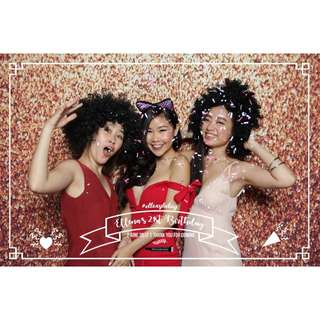 Klentography Photo Booth Package