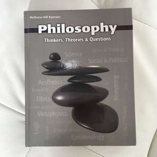 Philosophy Textbook