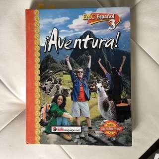 Aventura Grade 12 Spanish Book