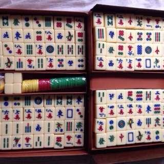 Professional Chinese Mahjong Set