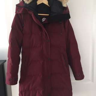 Women's Sherbourne Canada Goose Parka