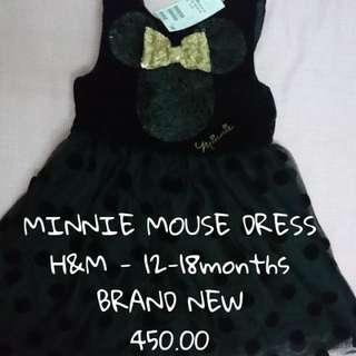 Minnie Mouse Dress (H&M)