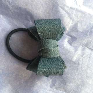 Hair tie and belt
