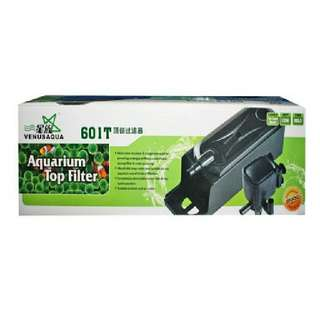 Venus Aqua 601T Aquarium Top Filter