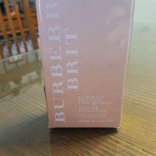Burberry Brit Summer Edition Edt