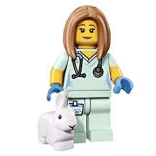 WTT: Lego 71018 Collectible Minifigures Series 17 - Veterinarian