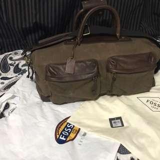Fossil Travel Bag