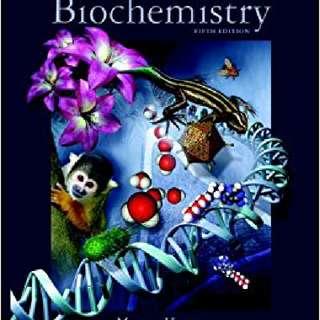 Principles Of Biochemistry 5th Ed