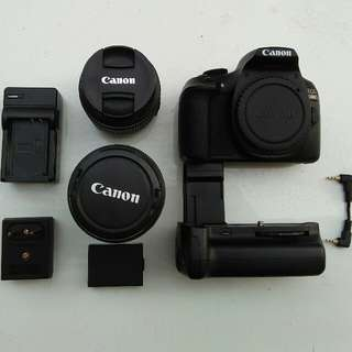 Rental Of DLSR Canon EOS 1300D