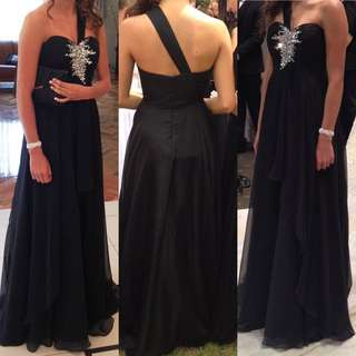 Night Moves By Allure Formal Gown