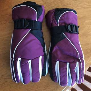 Brand new ski gloves