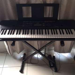 Yamaha keyboard psr e253 murah