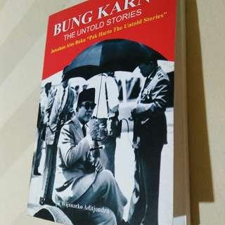 Buku Bung Karno The Untold Stories