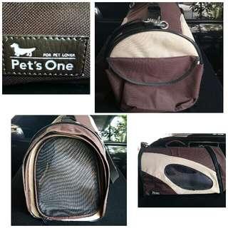 dog carrier/bag