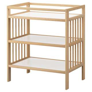 GULLIVER IKEA changing table