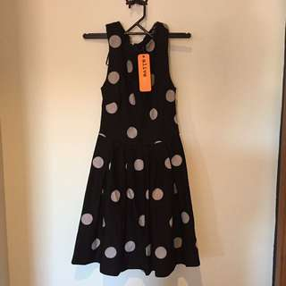 Alice Girl Poka Dress