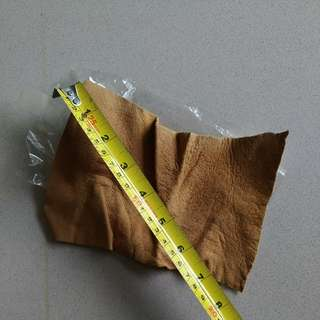 $29 New Chamois leather for yr camera & lens cleaning