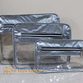 Multi-purpose 3-piece Organizer Bag Set