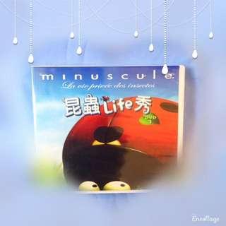 免運@昆蟲秀 光碟DVD