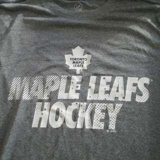Mens NHL Toronto Maple Leafs long sleeve shirt