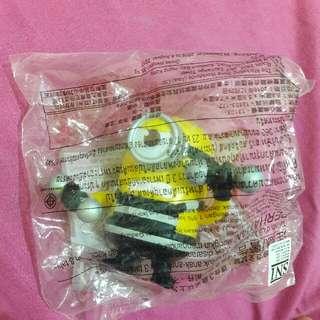 Mainan Minion Dari Mc'D